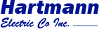 Hartmann Electric Company Logo